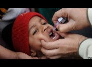 Gates worries Pakistan Violence blocks Polio Eradication, But is CIA Partly to Blame?