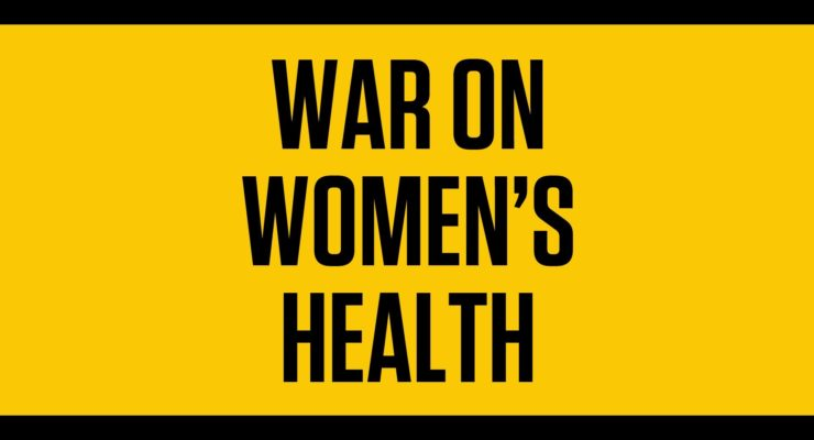 "Top Ten Ways GOP could avoid ""War on Women"" Label"