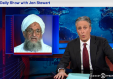 Daily Show on al-Qaeda & Syria Part Deux:  That's not how Bin Laden would have Killed Them