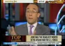 ABC talks to Bush's Neocon Spokesman for Illegal US Occupation of Iraq Slams Russia for Crimea