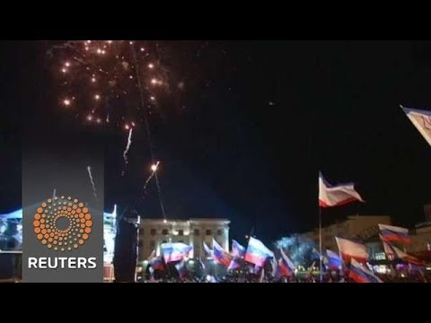 Crimea Vote provokes fear of Domino Effect in Eurasia: Turkish FM
