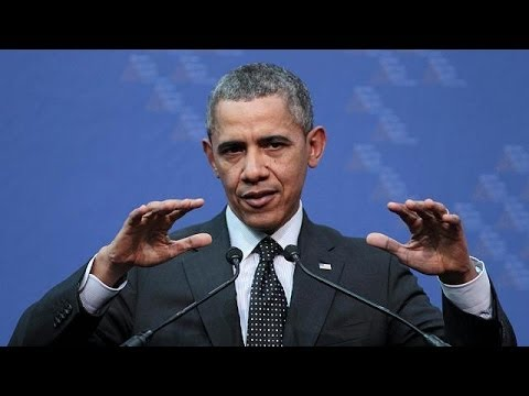 """Is Russia a """"Regional Power"""" or """"Geopolitical Threat""""?  Obama argues with Romney from the Hague"""
