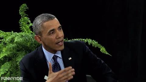 "President Obama zings Zach Galifianakis on ""Between Two Ferns"""