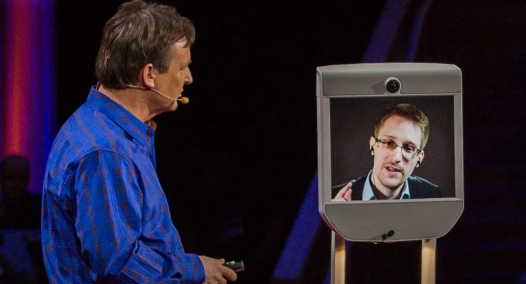 Rep. Mike Rogers Says Snowden's To Blame For Russia's Aggressive Actions Against Ukraine