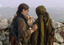 Syria:  Kurdish Women Soldiers take on Extremist Jihadis