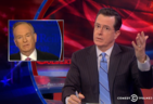 "Colbert's Send-up of O'Reilly on ""Inequality"" makes Bill Squawk"