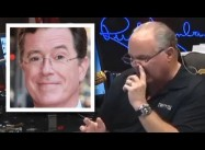 CBS Taps Colbert To Replace Letterman, Limbaugh Bursts Into Flames