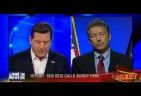 "Fox News asks Rand Paul if Reid is right to ""call Americans"" ""Domestic Terrorists"""