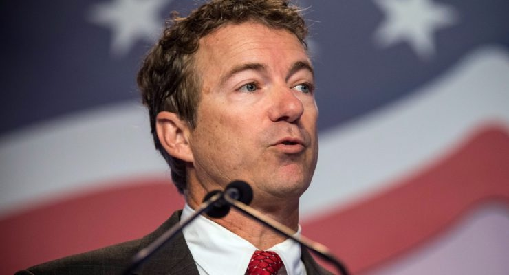 Is Rand Paul right that Cheney invaded Iraq for Halliburton Profits?