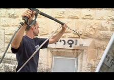 On Eve of Pope's visit to Israel, Radical Israeli Settlers attack Christian Village