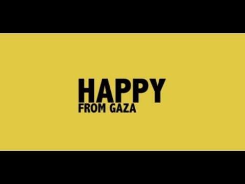 """Pharrell's """"Happy"""" – Gaza Style"""