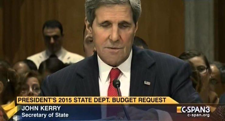 Poof!  John Kerry Blames Israeli Squatting in E. Jerusalem for breakdown in Peace Talks; Bennett: It's Just Zionism