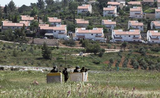 Israel okayed nearly 14,000 squatter homes on Palestinian land during talks with Palestinians