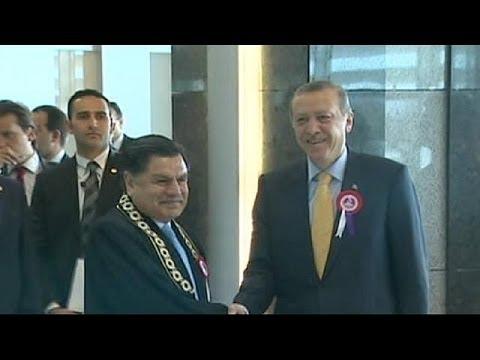 Turkey's PM Erdogan between Sultanate and Hobbesian Commonwealth