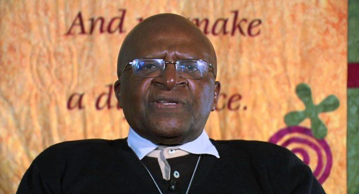 Tutu: Climate Crisis Demands we Boycott Big Oil just as we Boycotted Apartheid
