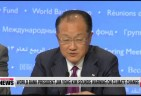 World Bank Head:  Climate Change and Growing Inequality threaten Global Upheaval