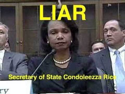 Condoleezza Rice, Charged with War Crimes at Rutgers, withdraws as Commencement Speaker