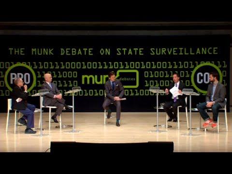 Greenwald vs NSA's Hayden: Glenn Wins in a Slam Dunk