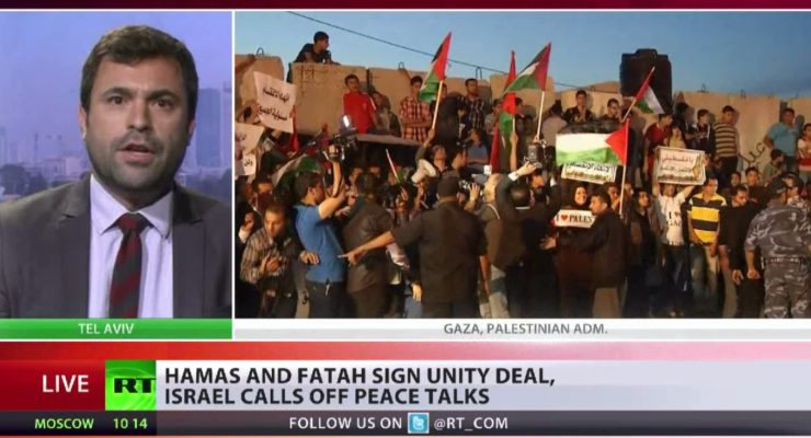 It's Not about Hamas: Decrying Palestinian Unity