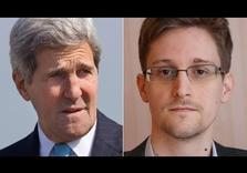 """Man-Up"" Kerry tries to Swiftboat Ed Snowden"