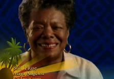 Maya Angelou: 'Still I Rise' (video)