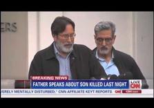 Shooting victim's father rips 'rudderless idiots' in Congress: 'I can't tell you how angry I am'