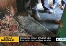 US calls Israeli Squatter attacks on Palestinians 'Terrorism'; Israel says 'only vandalism'