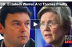Climate Change, Economic Inequality Are One Debate, says Sen. Warren