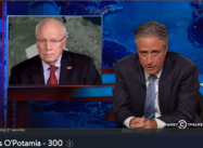 Cheney's Blame Game on Iraq:  Mess O'Potamia – 300 (Jon Stewart)