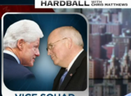 Clinton to Cheney:  Blaming Obama for not cleaning up your mess… Unseemly