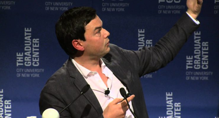 After Piketty, is the Study of Economics the Study of Rising Inequality?