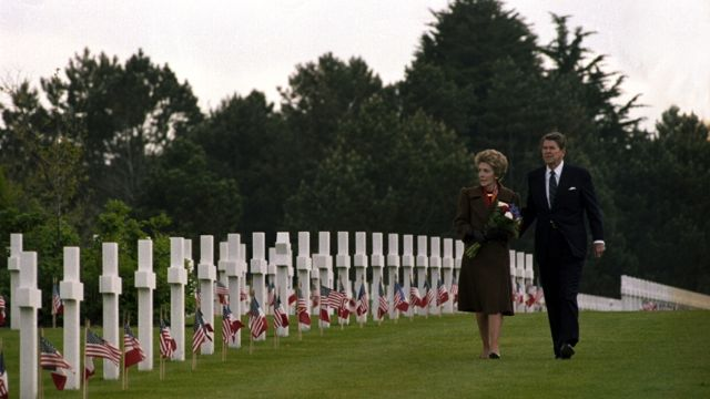 How Reagan subverted the meaning of D-Day & the New Deal of the Greatest Generation