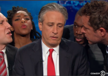 """We Need to Talk About Israel"":  Jon Stewart, The Daily Show"