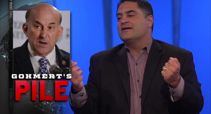 America's Dumbest Politician On Israeli–Palestinian Conflict (The Young Turks)