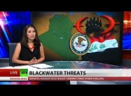Blackwater: Nice State Dept. you have here, shame if Anything happened to It