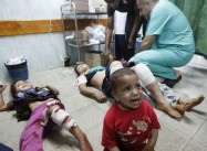 Gaza War 2014: UN-run refugee center hit by shells, kill at least 15