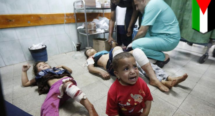 Did Israel go too Far?  The Massacre at the UN School/ Refugee Center