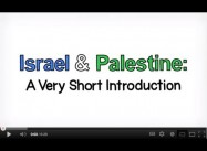 Israel and Palestine: An Animated Introduction