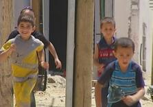 The Children of Gaza (That's Mainly Who is There)