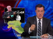 ISIS Panic  (Colbert Report)