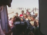 Hundreds, if not Thousands will Die:   Film Crew finds Iraqi Yezidis still Trapped on Mountain