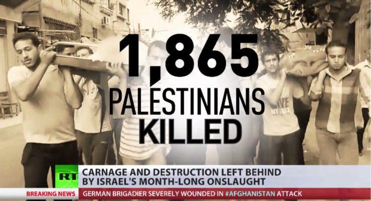 Israel caused $5 billion in damage to Gaza, 40,000 Homes Destroyed or Damaged