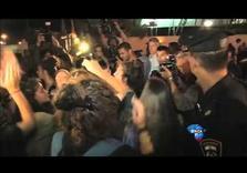"Israel:  Crowd shouts ""Death to Arabs"" at Jewish-Muslim Wedding"