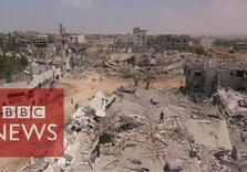Israel Still Holding Gaza Civilians Hostage, Doesn't Get Geneva Conventions