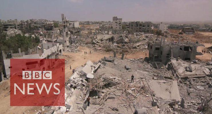 Israel Still Holding Gaza Civilians Hostage, Doesn't Get Geneva Conventions