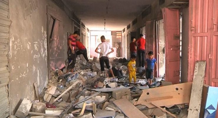 Israel War Aftermath:  Epidemic feared in Gaza sheltering centers as skin infections spread