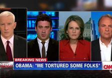 """Obama steps up to call Bush-era CIA Torture """"Torture,"""" Despite Legal Implications"""