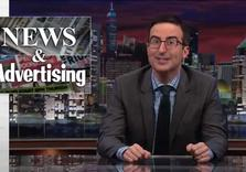 Product Placement takes over the Media & subverts the News (John Oliver)