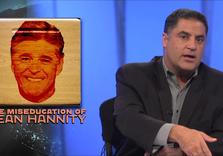 """Sean Hannity Pwned by Patricia Bynes when he tries to """"Educate"""" Her"""