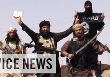 "The Capital of the Caliphate:  VICE on the so-called ""Islamic State"" in Syria & Iraq"